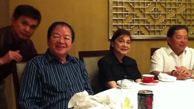 Makati Shang with Idol VicLuz