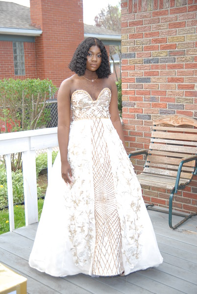 Shaunell Prom Send Off 2018