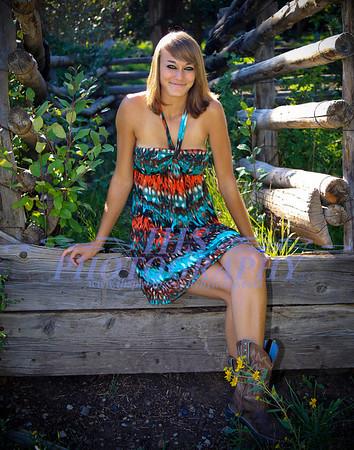 Shayla's Senior Portraits