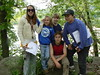 Group #2 for the Nature Scavenger Hunt.  They want to win!