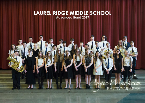 LRMS Advanced Band 2017