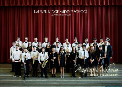 LRMS Advanced Band 2018