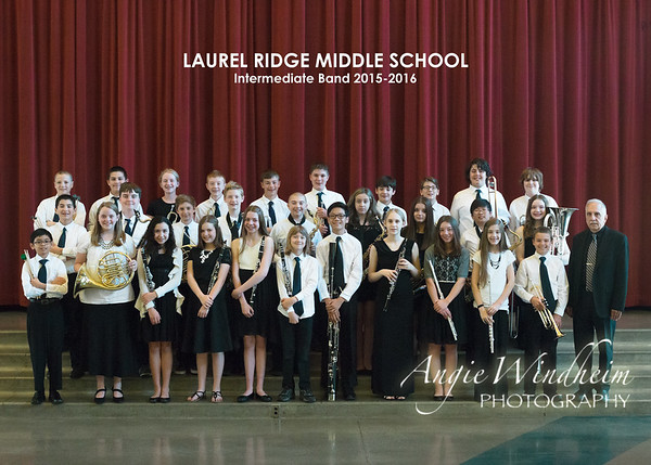 LRMS Intermediate Band - 2016