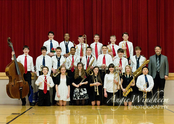 LRMS/SMS Jazz 1 and 2 - 2014