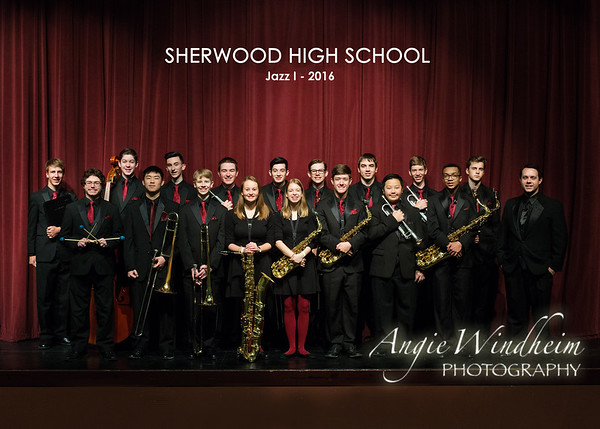 SHS Jazz Bands 2015-2016