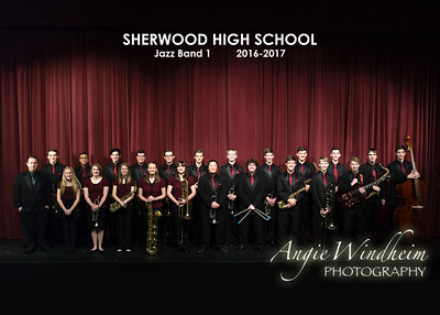 SHS Jazz Bands 2016-2017