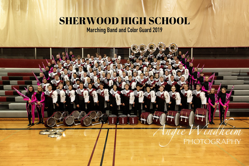 SHS Marching Band and Color Guard 2019-38