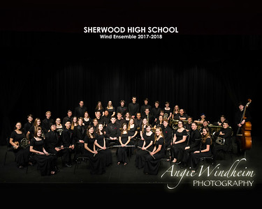 SHS Wind Ensemble 2017-2018