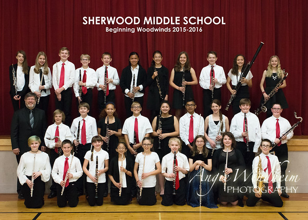 SMS Beginning Woodwinds 2015-2016