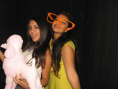 Shreya's Grad Party - June 20, 2015