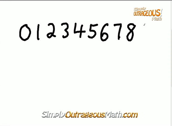 Learn the power of the Base Numbers in Simply Outrageous Math