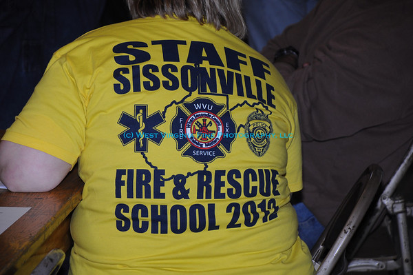 Sissonville Fire and Rescue School 2012
