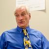 David Perrigo, newly hired principal at the Sizer School. SENTINEL & ENTERPRISE / Ashley Green