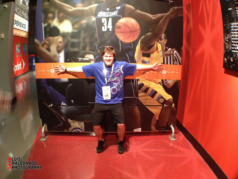 College Basketball Experience.