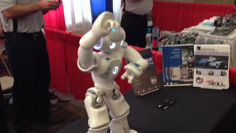 DEPCO Robot