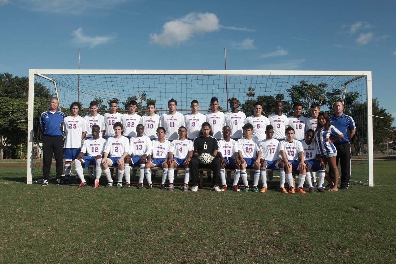 Team Photos 2011 - 2012