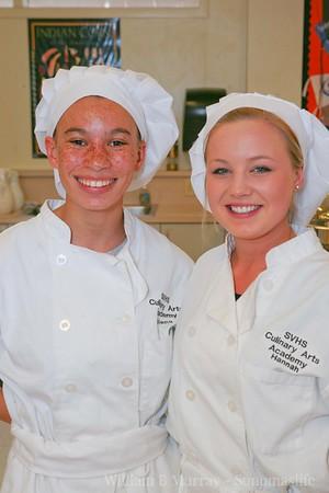 2013 SVHS Culinary
