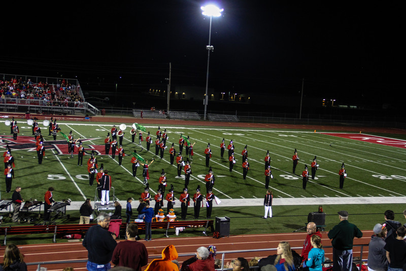 Rose Hill Rocket Band<br /> Band Performance
