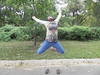 "This is the original picture for my attempted, ""Joy Jump"""