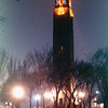 1959-04 - Campanile on foggy night