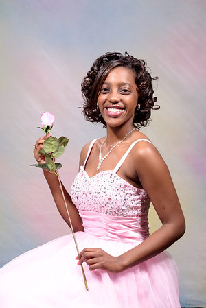 Spartanburg Debutante girls