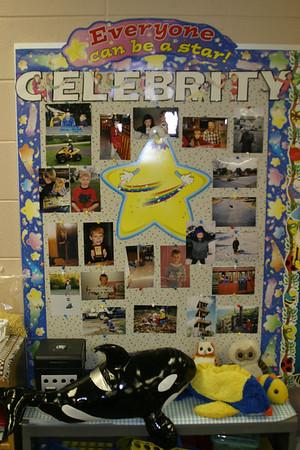 10-03-2003 Spencer as School Star / Celebrity