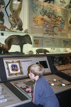 2-15-2004 Spencer's Milwaukee Museum Trip