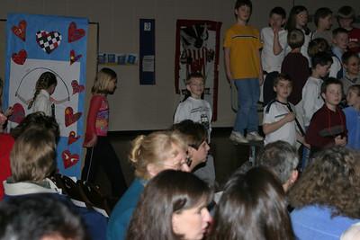 3-04-2004 Spencer's 3rd Grade School Sing