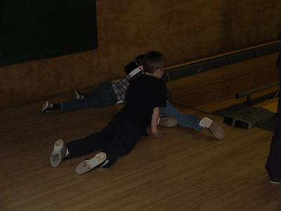 3-12-2001 School Bowling Trip