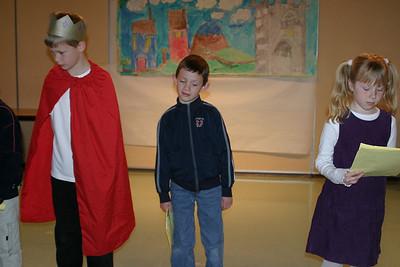 4-18-2003 Spencer in School Play