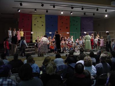 5-04-2001 Spencer's School Music Program