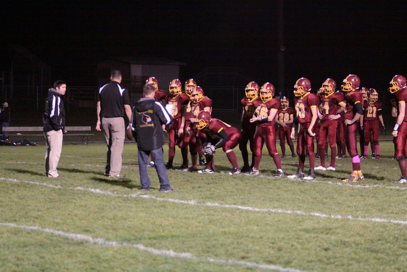 Onalaska at Winlock (10.25.13)