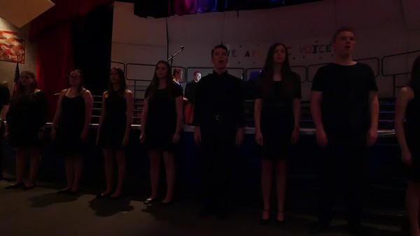 Spring 2018 Choral Concert