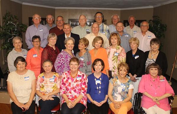 St. Francisville Class of 1965 Reunion 4-25-15