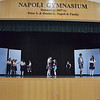 "Students from grades 4-8 at St. Leo's in Leominster rehearse for their upcoming musical, ""State Fair"" which will be put on Friday, May 16 and Saturday, May 17. SENTINEL & ENTERPRISE / Ashley Green"