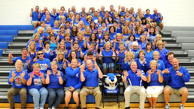 Staff Picture Wildcat
