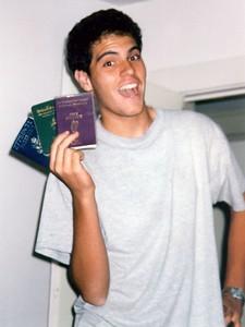 Jamal passports