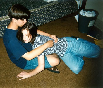 Jon and Helen being Jon and Helen