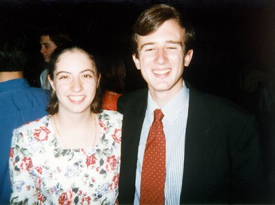 Daniel and Audrey, final dance - closeup