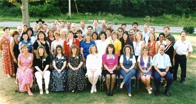 Stephen Decatur High School 20 year reunion.  Class of 1976.