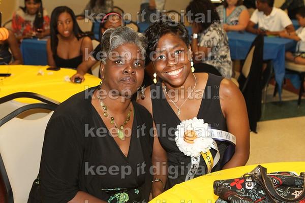 STP Girls Bball Banquet 2012