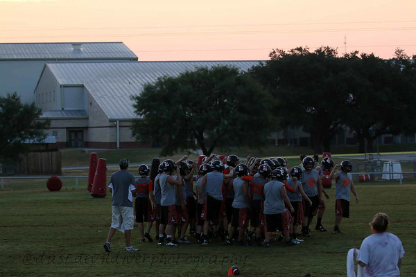 Summer Workouts Day 2
