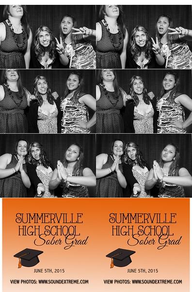 Summerville High Sober Grad 2015