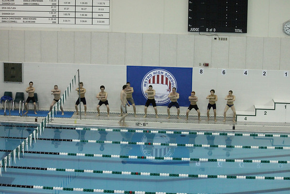 2013 MNHS Swim Metro Finals