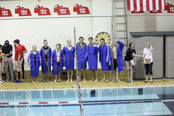 2013 MNHS Swim Warrior Invite