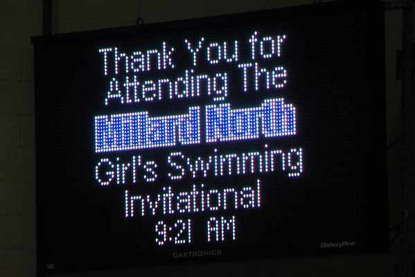 2014  MNHS Swim MN Girls Invite