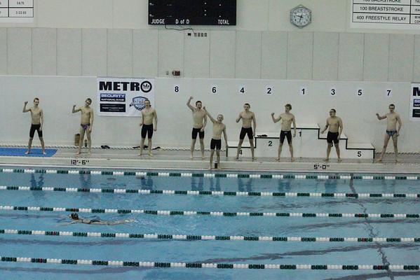 2014 MNHS Swim Metro Finals