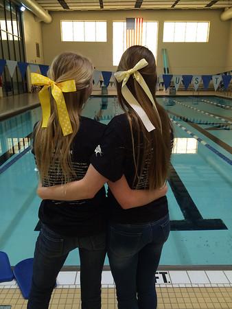 MNHS Swim - State Girls