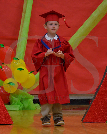 Symmes Valley Kindergarten Graduation 5-15-2014