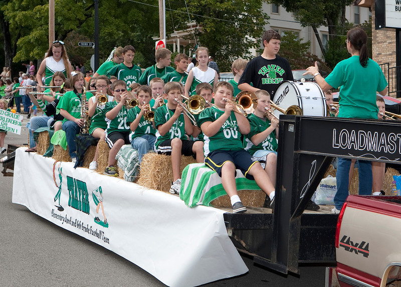 Thayer Elementary Band